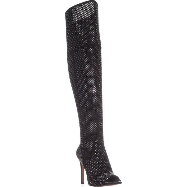 0a70a8d5317 Shop Vince Camuto Kamorina Rhinestone Over The Knee Boots