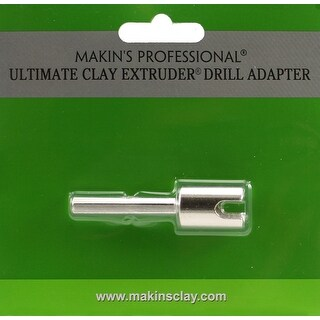 Makin's Professional Ultimate Clay Extruder Drill Adapter-
