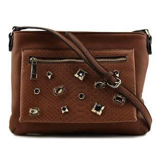 Aldo Macaranduba Women   Leather Brown Clutch