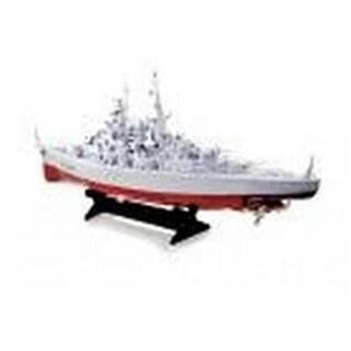Azimport B27 Grey 28 Radio Control Military Battleship - Grey