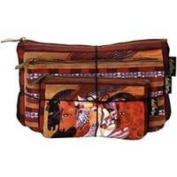 Moroccan Mares - Cosmetic Bags 3/Pkg
