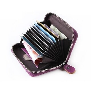 Mens Card Holder Case For Travel And Work