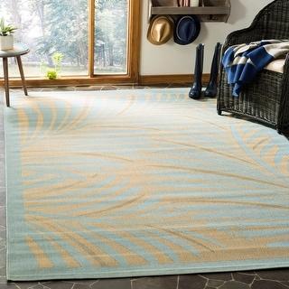 Martha Stewart by Safavieh Tropic Palm Indoor/ Outdoor Rug