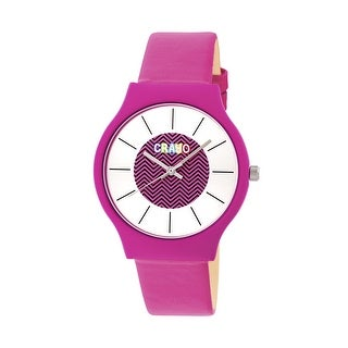 Crayo Trinity Unisex Quartz Watch