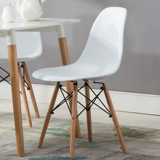 Link to Porthos Home Modern Dining Chair with Beech Wood Legs Similar Items in Dining Room & Bar Furniture