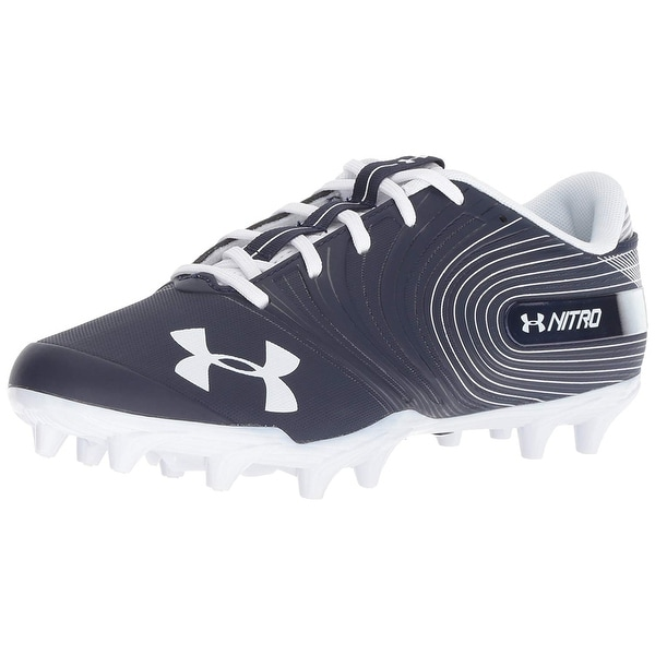 5023617bc Shop Under Armour Mens Nitro Low MC Football Cleats - Free Shipping ...