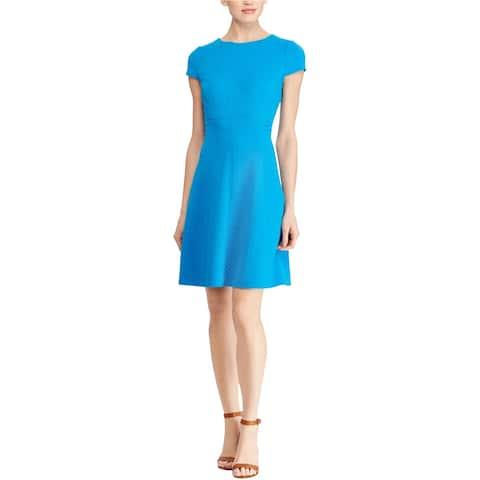 American Living Womens Diamond Sheath Dress