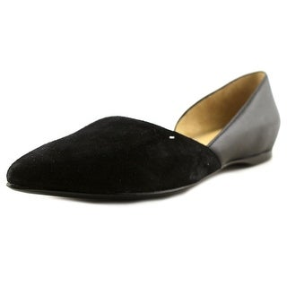 Naturalizer Samantha Pointed Toe Leather Flats