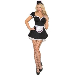 Maid To Please Costume, Hoty Maid Halloween Costume