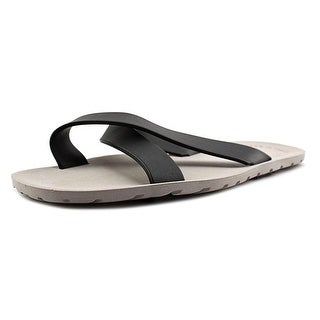 Call It Spring Yigueal Men Open Toe Synthetic Black Slides Sandal