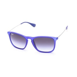 Ray-Ban Chris Sunglasses Blue - Small