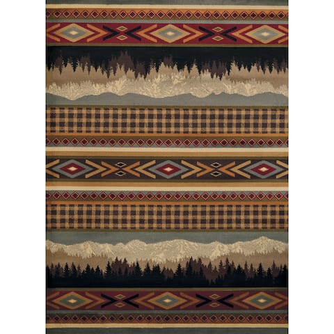 The Curated Nomad Autry Area Rug