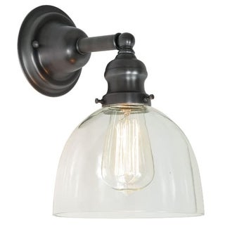 JVI Designs 1210-S5 Union Square One Light Wall Sconce