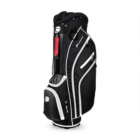 Orlimar CRX 14.9 Golf Cart Bag Black/White