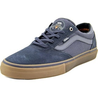 Vans Gilbert Crockett Pro Round Toe Suede Skate Shoe