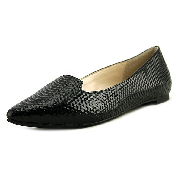 INC International Concepts Aadi Women Pointed Toe Synthetic, Black, Size 8.5