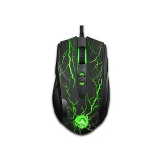 TTX Tech Black Maximum 8200-dpi Laser Sensor Gaming Mouse For PC