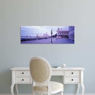 Easy Art Prints Panoramic Images's 'Venice Italy' Premium Canvas Art