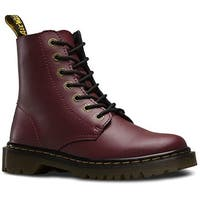 Dr. Martens Women's Luana Cherry Red T Lamper