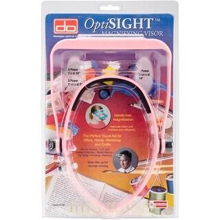 Donegan Optisight Magnifying Visor-Pink