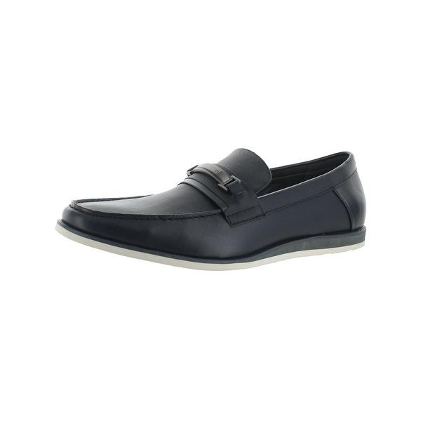 Calvin Klein Mens KAYLIB Loafers Lightly Padded Modern