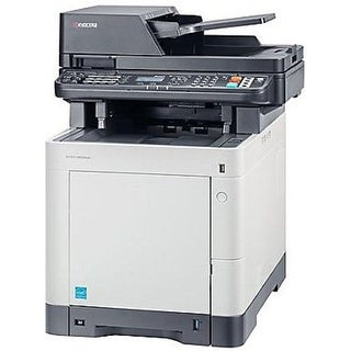 KYOCERA M6530cdn 1102NW2US0 Multifunction Laser Printer - 32 ppm (Refurbished)