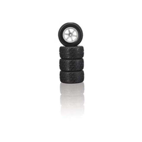 Megatech Megapro Slick Tires With Rims -4