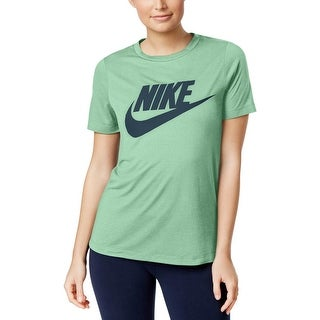 Nike Womens Shirts & Tops Logo Knit