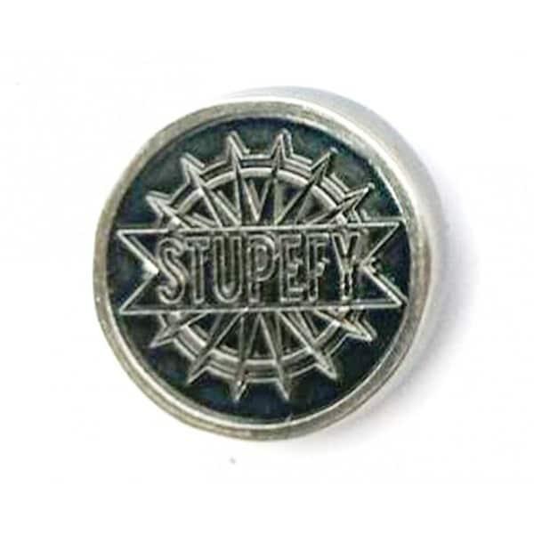 Harry Potter Fantastic Beasts Pewter Lapel Pin Stupefy