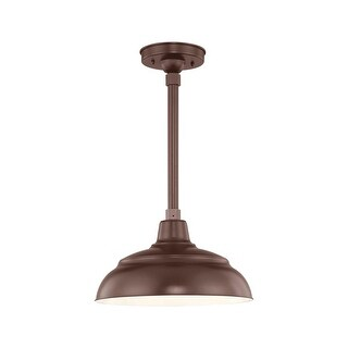 "Millennium Lighting RWHS17 R Series 17"" Wide Outdoor Warehouse Shade - N/A"