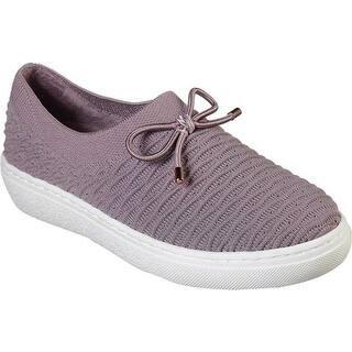 0fbd83d2639 Skechers Women s Goldie Wavy Waze Slip-On Sneaker Mauve