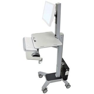 Ergotron - Ergotron Workfit-C,Single Ld Sit-Stand Workstation.Improve Energy And Productivi