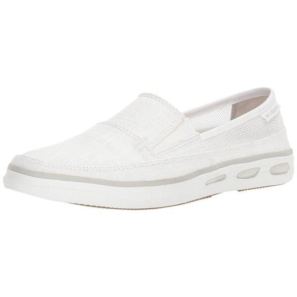 a5e8f79a09 Shop Columbia Women s Vulc N Vent Slip Outdoor Uniform Dress Shoe ...