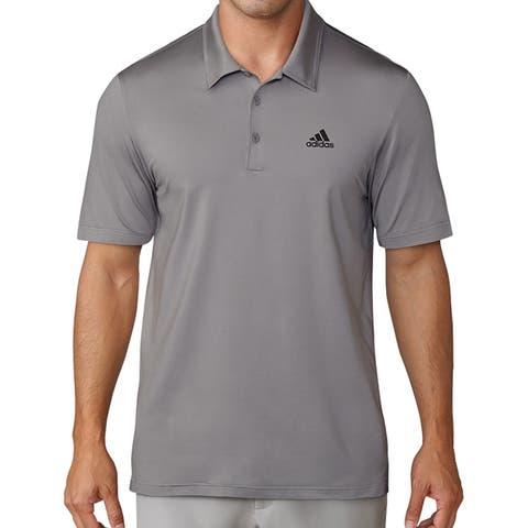 Adidas Golf Men's Solid Polo Shirt