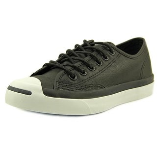 Converse JP Jack Ox Round Toe Canvas Sneakers