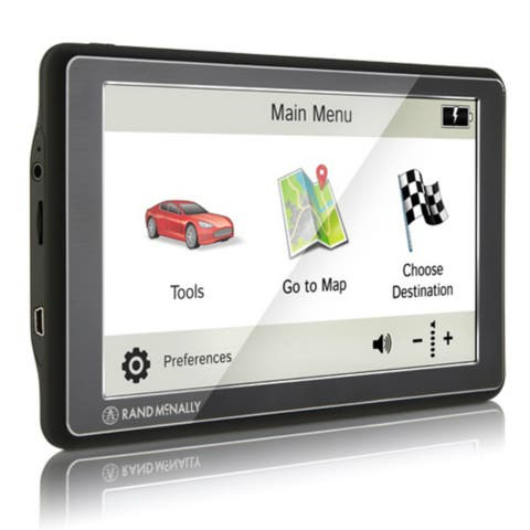 Rand McNally Road Explorer 7 Free Lifetime Maps Car GPS