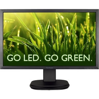 "Viewsonic VG2239m-LED 22"" LED LCD Monitor - Adjustable Monitor (Refurbished)"