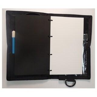 """Wet Notes Underwater Note Book 5"""" x 8"""" Black"""
