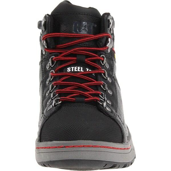 Brode Hi Steel Toe Skate Shoe - 9.5