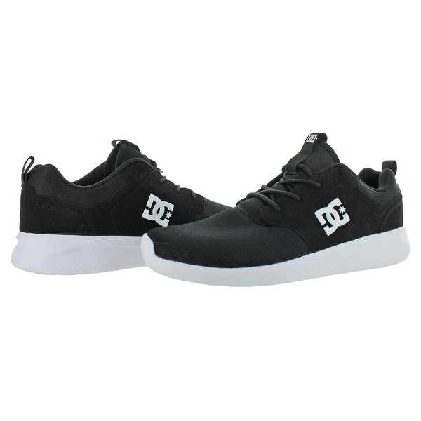 DC Mens Midway SN Athletic Shoes