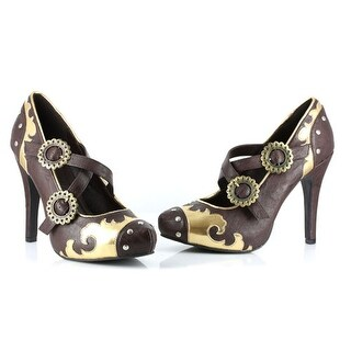 Steampunk High Heels Womens Shoes Accessory