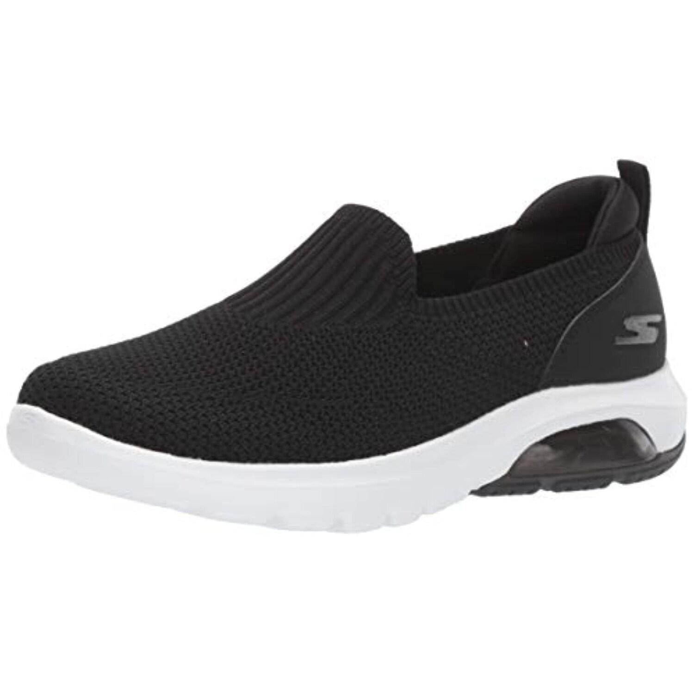 GO Walk AIR - 16099 Shoe, Black/White