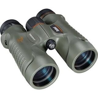 Bushnell 334210 bushnell binocular trophy 10x42 roof green bone collect