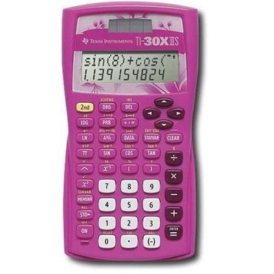 b04c63d68d4e6 Texas Instruments 30Xiis Tbl 1L1 Az Ti-30X Iis Scientific Calculator -