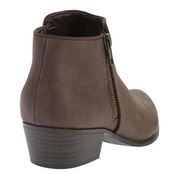 Portland Boot Company Womens Zinnia Zip Ankle Boot