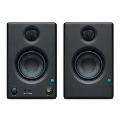 PreSonus Eris E3.5 Bluetooth Reference Monitors with Acoustic Tuning
