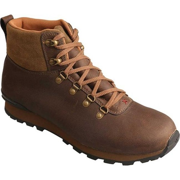 3f7700b5390 Twisted X Boots Men  x27 s MWAW001 Western Athleisure Hiking Boot Crema  Taupe Leather