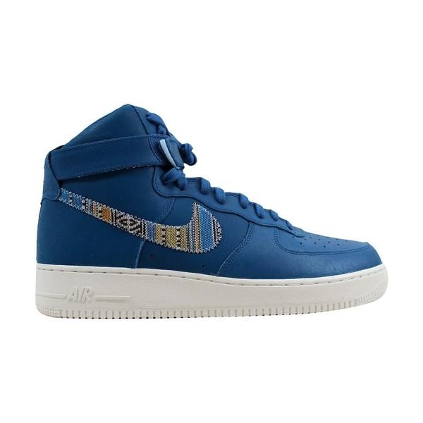 sports shoes 8feff 97e7c Nike Air Force 1 High   x27 07 LV8 Industrial Blue 806403-402