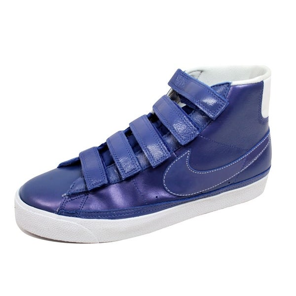 Nike Men's Blazer AC High Wicked Purple/Wicked Purple-Shady Purple 386162-500 Size 10.5