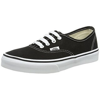 Vans Kids Authentic Blk True White